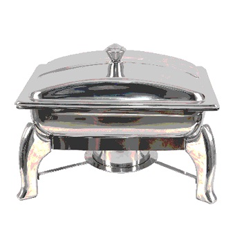Product: Rectangle  Chaffing dish